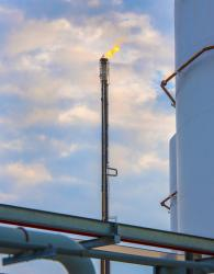 Innovation has helped refiners reduce flaring